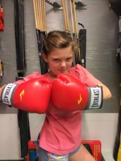 Boxing Chiara