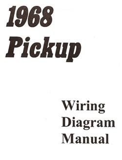 1968 Chevy & GMC Truck Wiring Diagram  Chevy Truck Parts