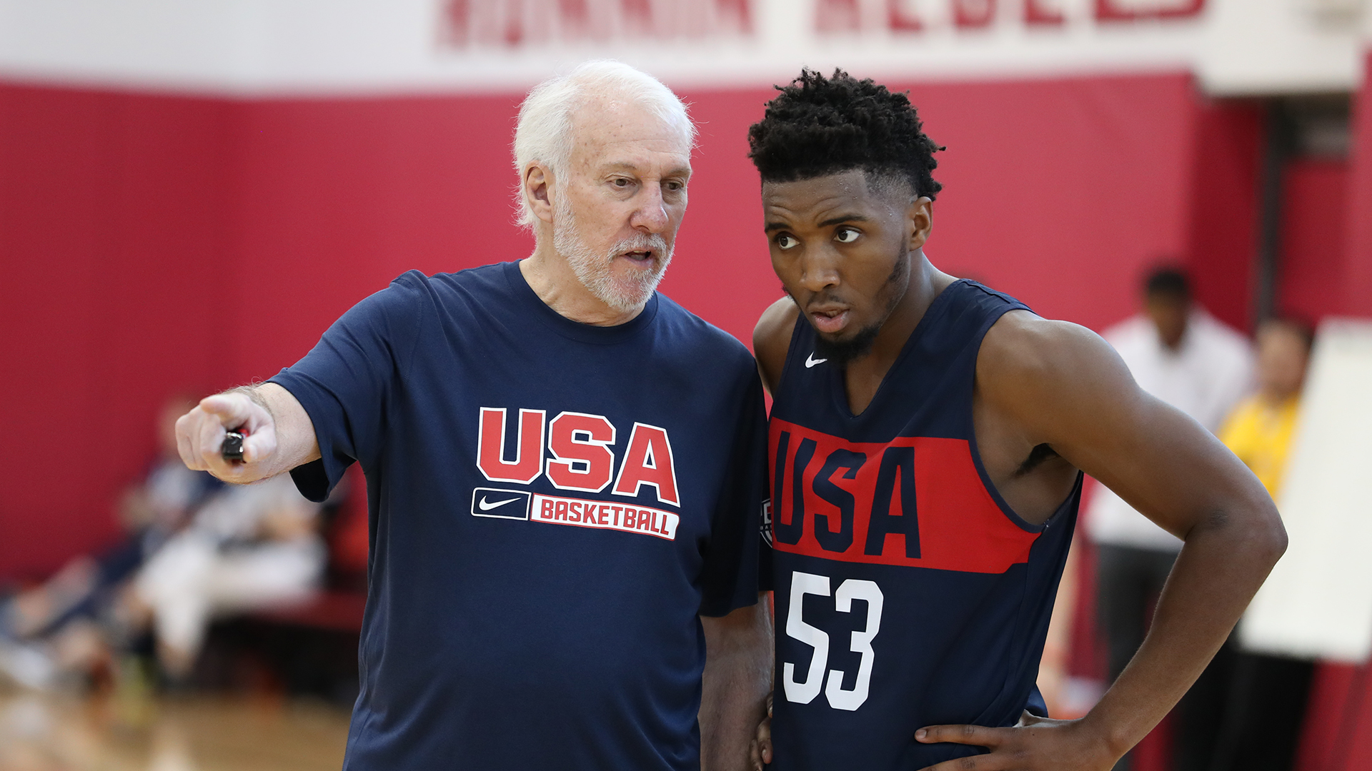 2019 USA Basketball Men's National Team Quotes