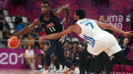 NBA TV to Televise Five USA Basketball Men's National Team ...