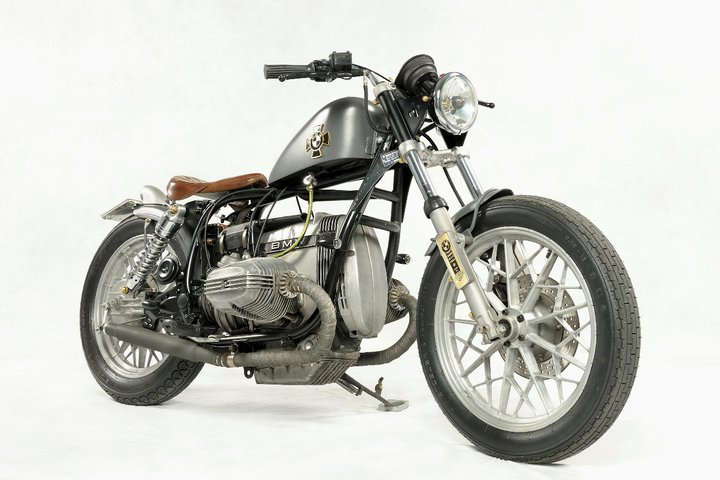Bmw R80 Bobber Motorcycle
