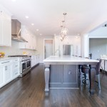 White Kitchen Marbel