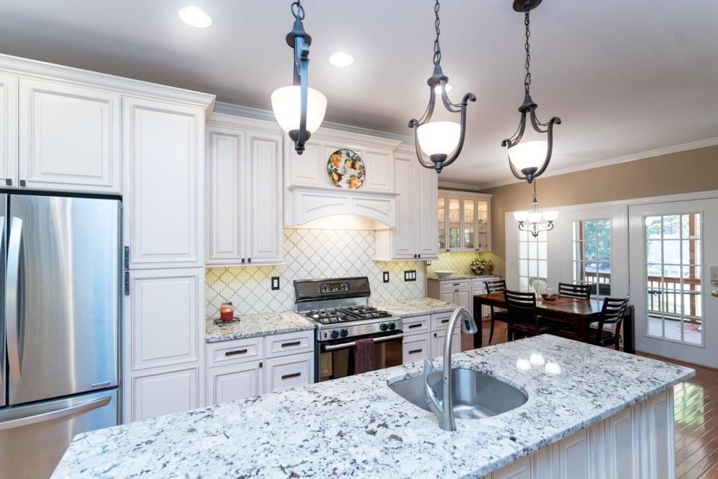 Kitchen Cabinets In Leesburg VA Kitchen Bath Remodeling - Bathroom remodeling leesburg va
