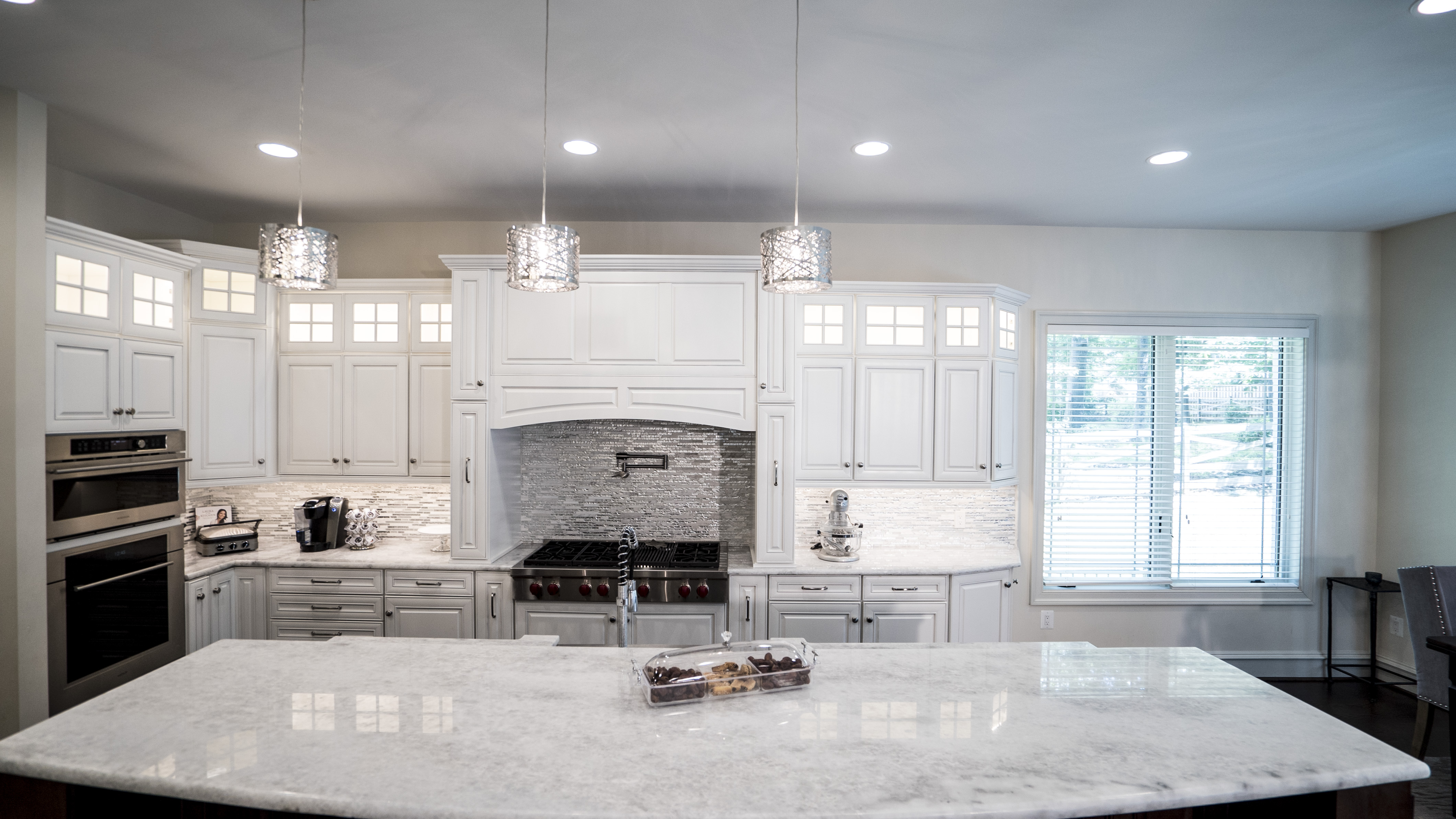 The Naffau0027s love their new kitchen and said u201cIf we have any home improvement projects in the future USA Cabinets would be our first choice.u201d & KITCHEN CABINETS IN VIENNA VA - Kitchen u0026 Bath Remodeling/Cabinets ...