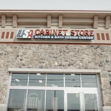 Attirant USA Cabinet Store Chantilly, VA