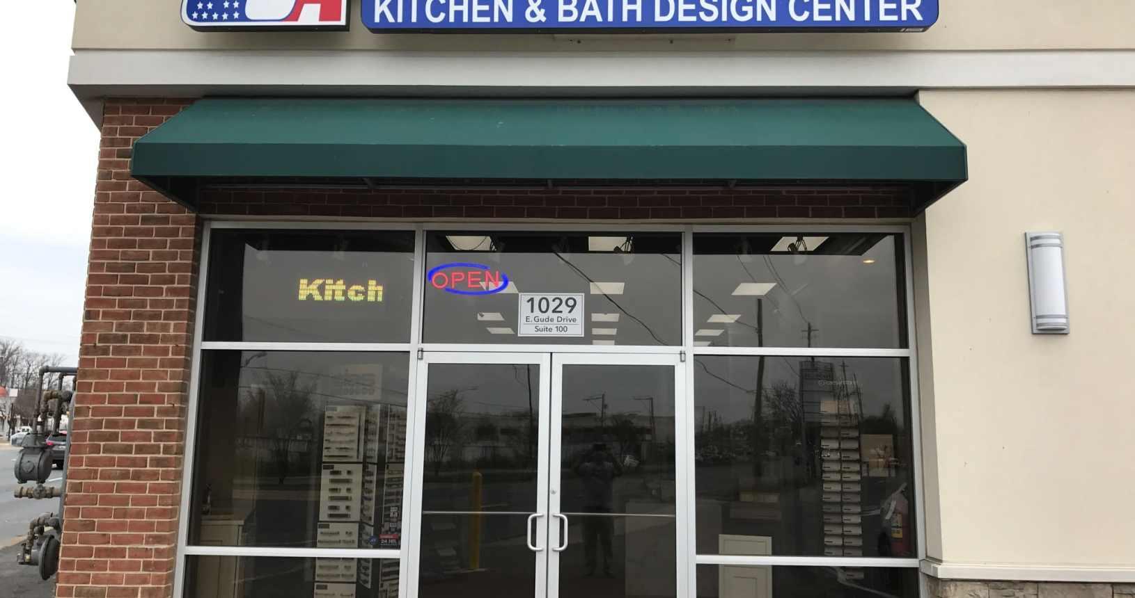 Rockville Showroom Gallery Kitchen Bath RemodelingCabinets - Rockville bathroom showroom