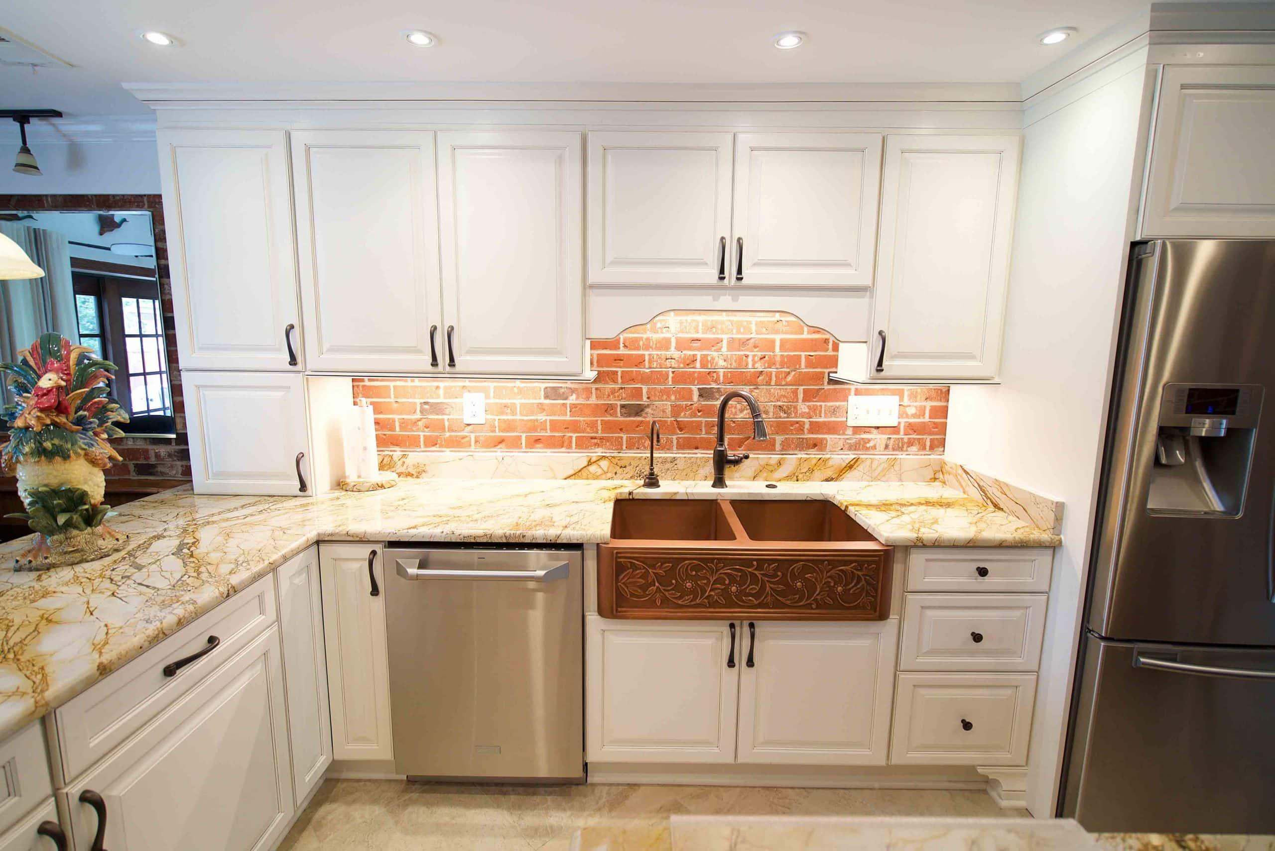 Merveilleux Kitchen Remodel In Falls Church, VA