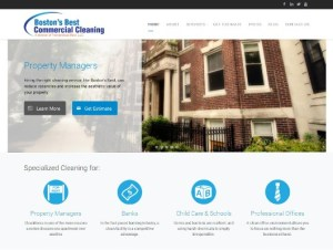 Boston's Best Commercial Cleaning