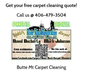 River Rock Restoration Carpet Cleaning