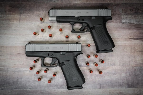 First Look: Hands-On Review of the Glock 43X and Glock 48 ...