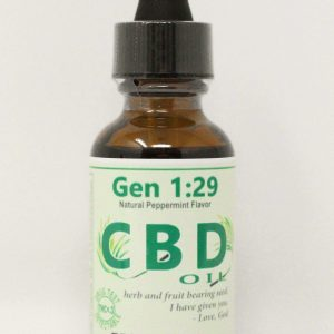 Full Spectrum Cinnamon CBD oil
