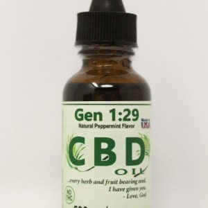 Cinnamon CBD Oil isolate