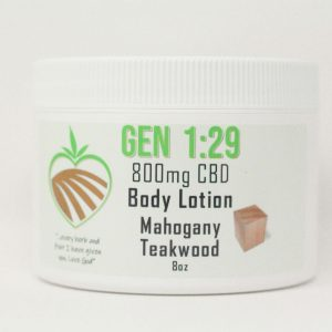 Mahogany teakwood cbd cream