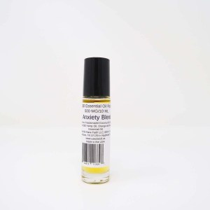 CBD essential oil roller for anxiety