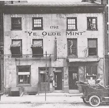 Image result for the original mint  in philadelphia