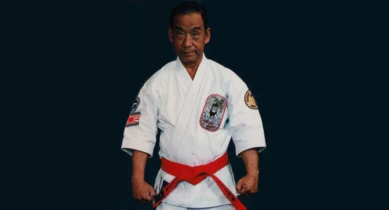 Картинки по запросу Isshin Ryu Karate With Master Angi Uezu
