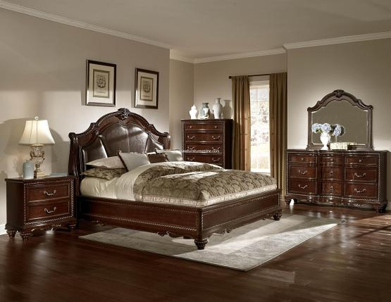 Hampstead Court Bedroom Set HO2214