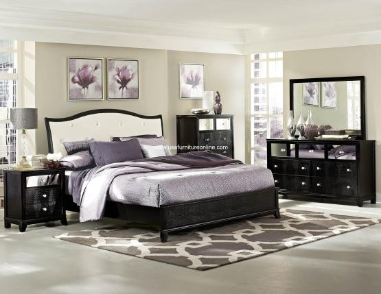 Homelegance Jacqueline 4 Piece Bedroom Set
