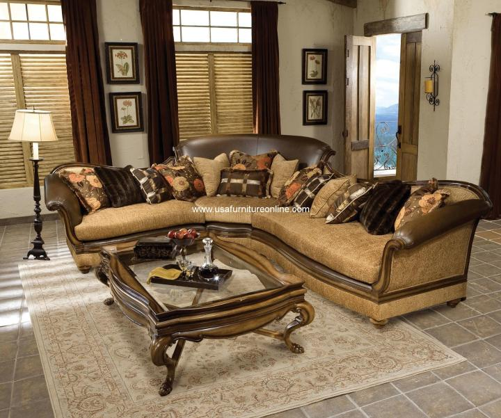 Salvatore Sectional Sofa Set
