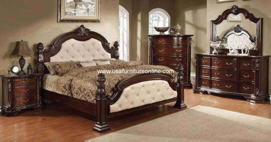 Monte Vista I Bedroom Set