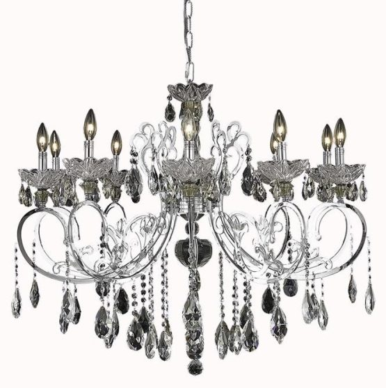 10 Lights Chandelier 2830 Aria Collection