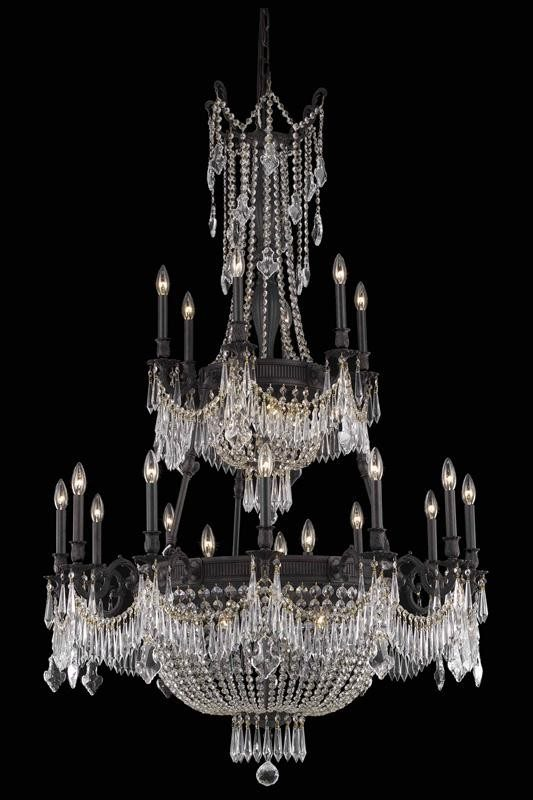 27 Lights Chandelier 9327 Esperanza Collection