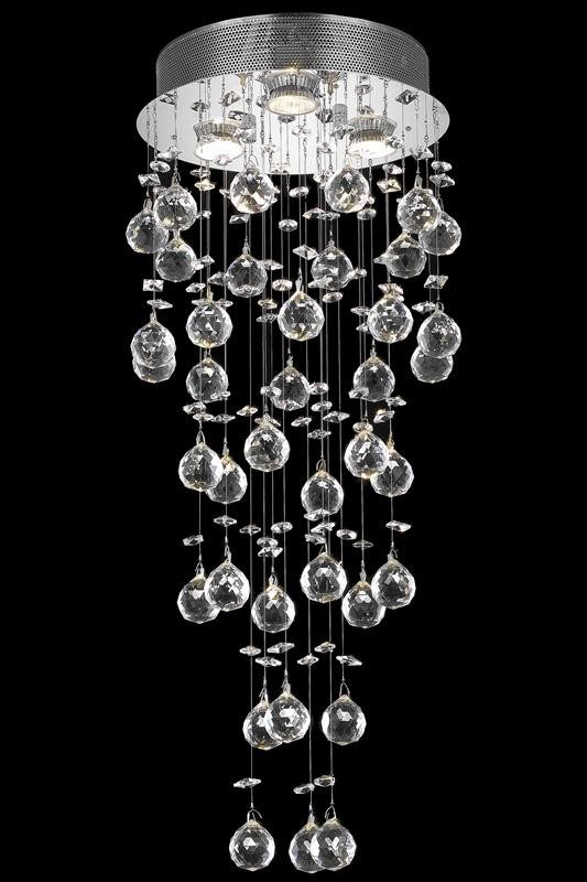 3 Lights Chandelier 2006 Galaxy Collection
