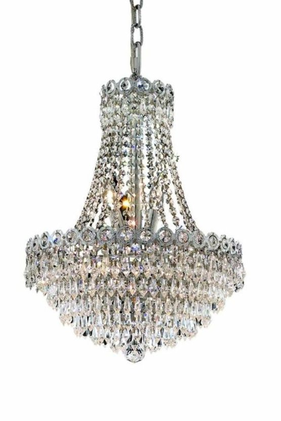 8 Lights Chandelier 1902 Century Collection