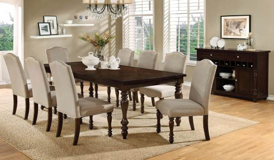 Hurdsfield Rectangular Dining Set