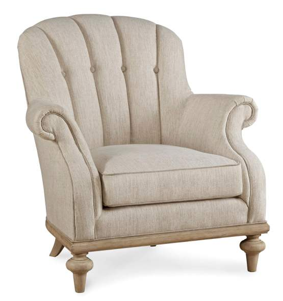 Collection One Brewster Channel Back Chair
