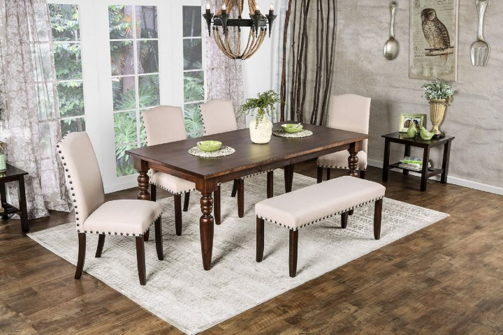 6 Piece Anapolis Dining Set