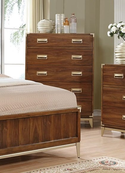Tychus Five Drawer Chest