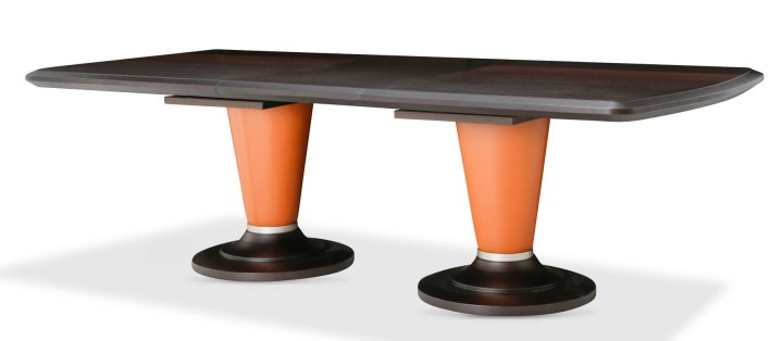 21 Cosmopolitan Extendable Dining Table