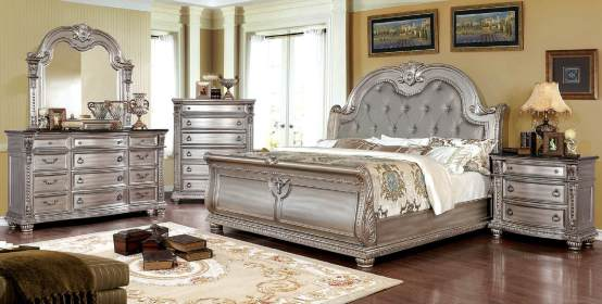 4 Piece Fromberg Bedroom Set