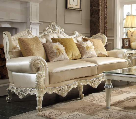Imperial Sofa Set: Imperial Sofa Set Homey Design HD-04
