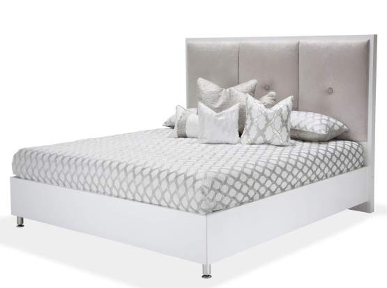 Horizons Low Profile Upholstered Bed