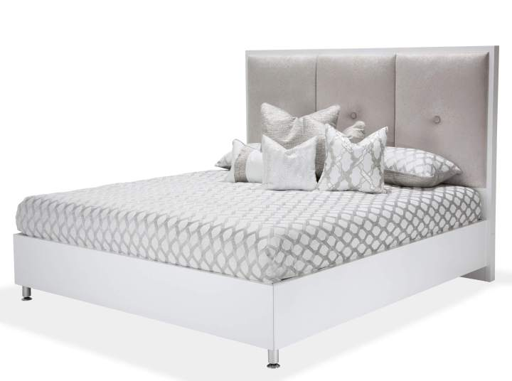 Horizons LowProfile Upholstered Bed