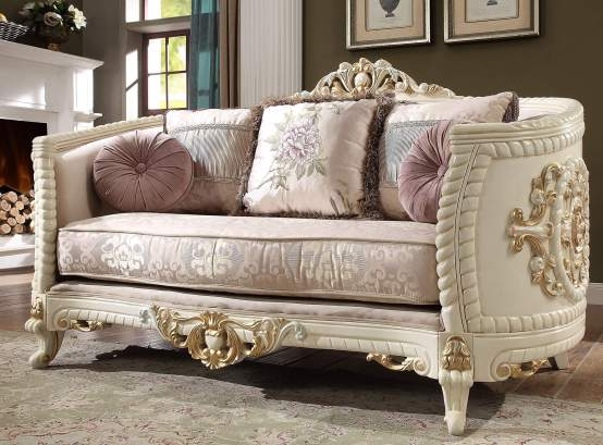 Homey Design HD-2011 Loveseat