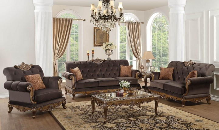 Acme Orianne Sofa Set