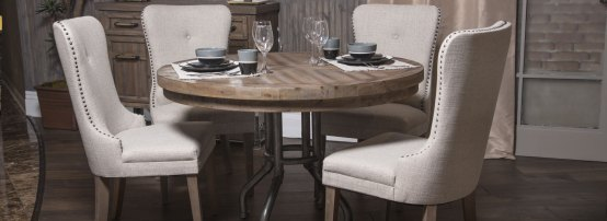 Crossings Round Dining Set