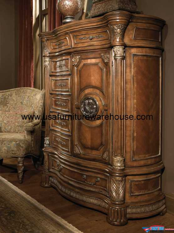 AICO Villa Valencia Gentleman Chest