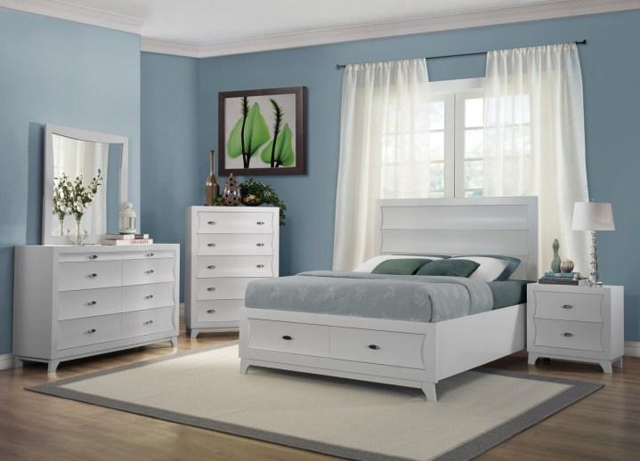 Zandra Storage Bedroom Set