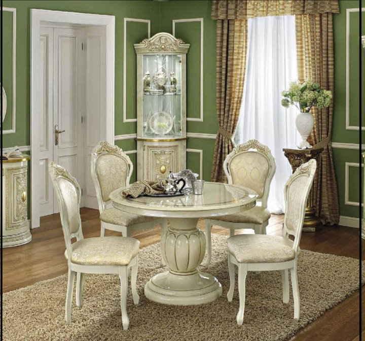 Clearance_Dining-Room_Leonardo-Round-table-4-chairs-corner-cabinet-C234