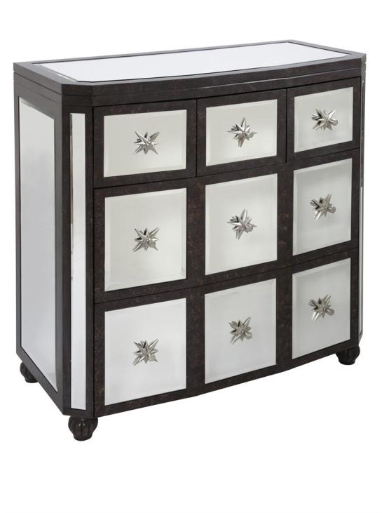 Ultimate Accents Mirrored Chest
