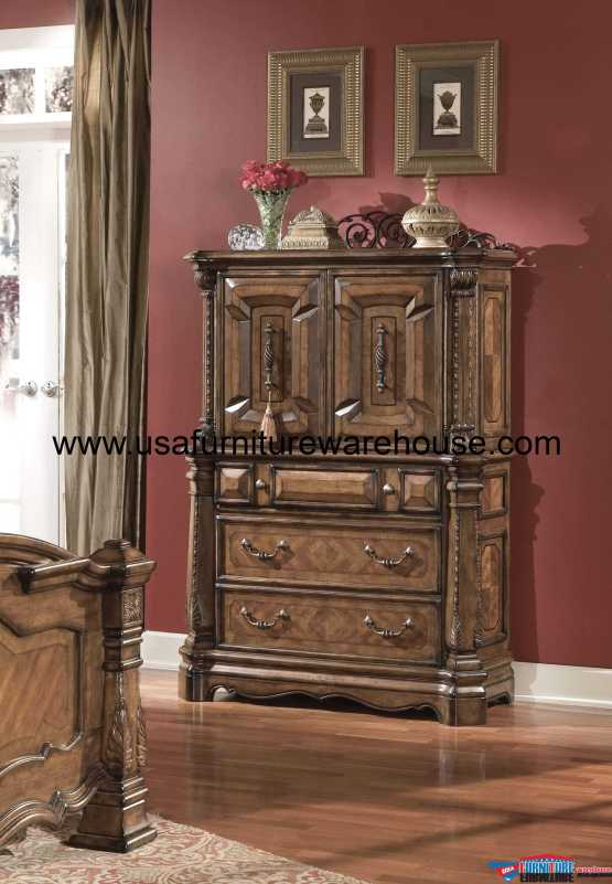 AICO Windsor Court Gentleman's Chest