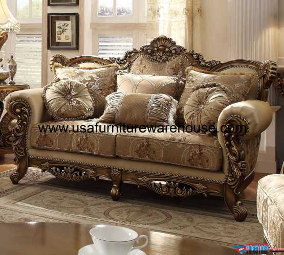 HD-506 Homey Design Loveseat