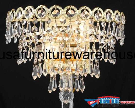 2 Lights Wall Sconce Chandelier 1902 Century Collection