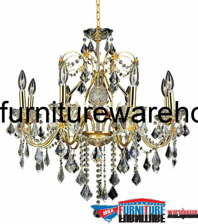 8 Lights Chandelier 2015 St. Francis Collection