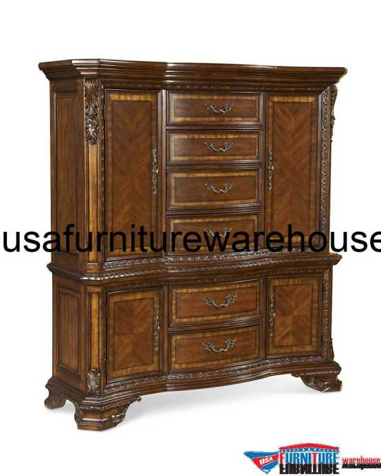 Old World Master Drawer Chest