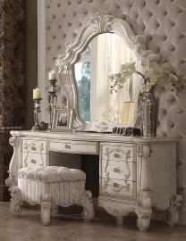 AICO Palais Royale 4 Pc Vanity Writing Desk Set 71200VAN 35